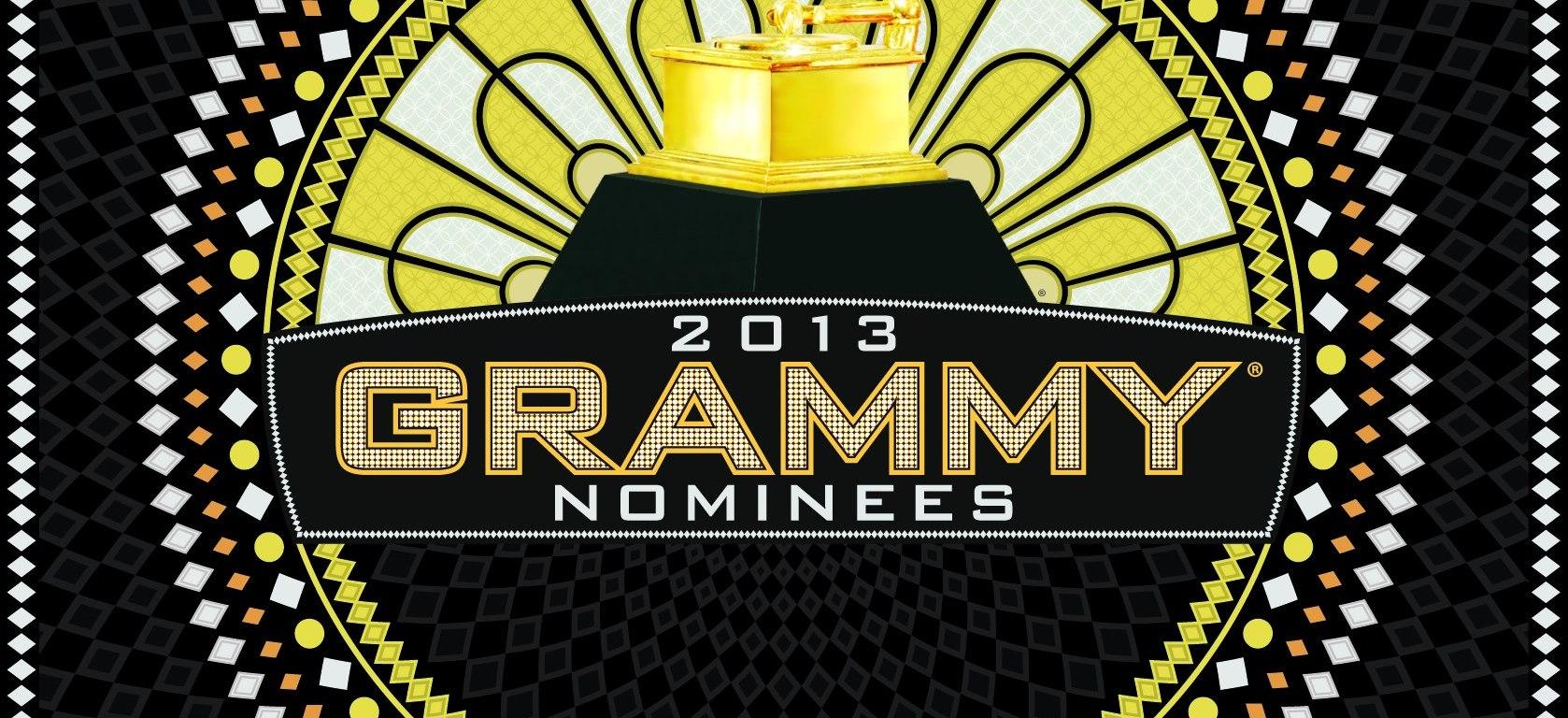 2013-Grammy-Nominees