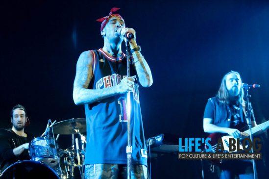 Danny Fernandes Wild Live 2014