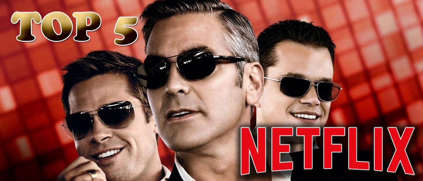 Top Five Netflix 1400x600