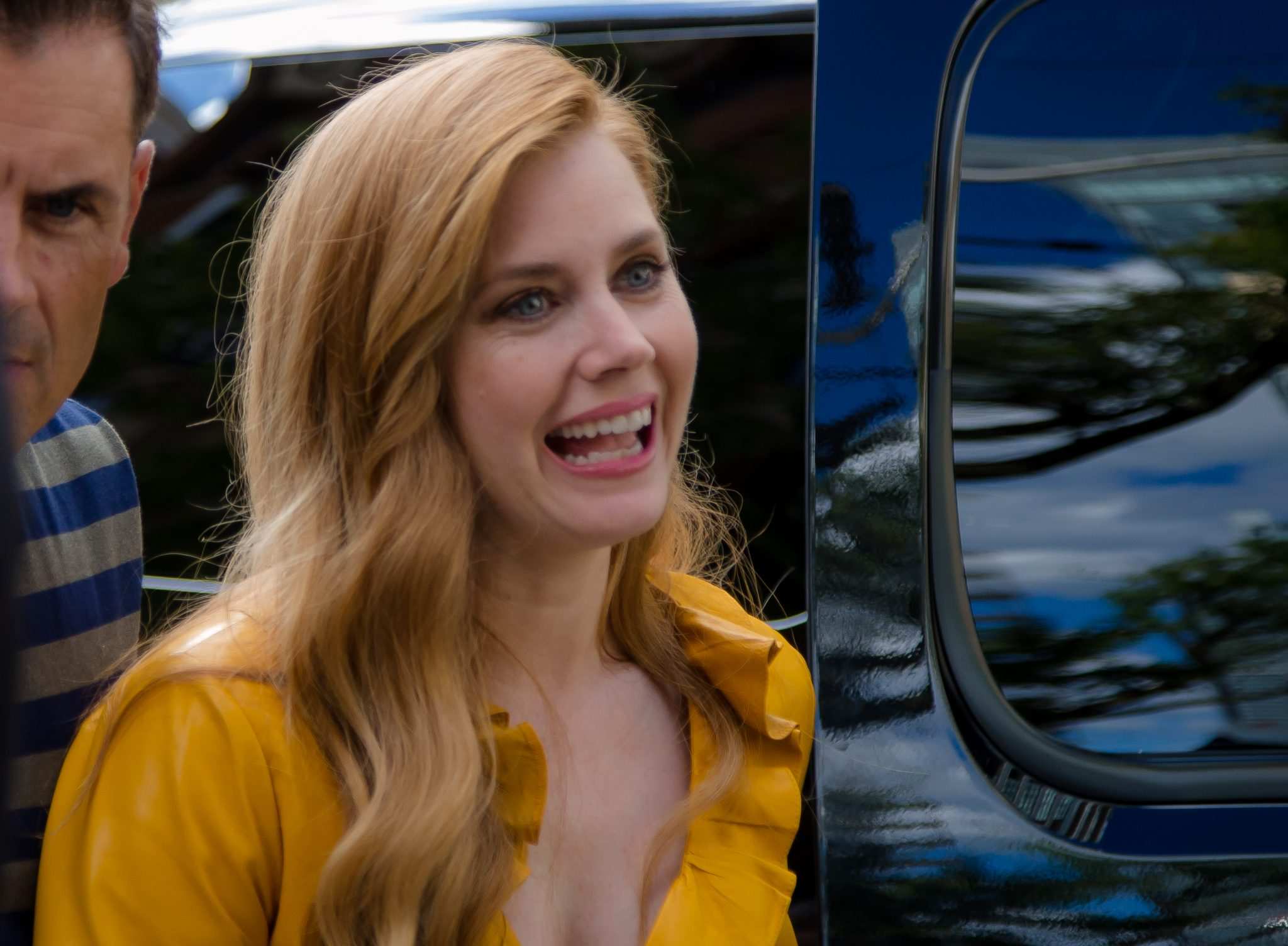 Amy Adams 2016 Celebrity Sightings TIFF