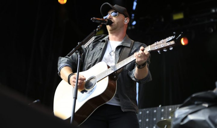 Tim Hicks 2017 Cavendish Beach Music Festival