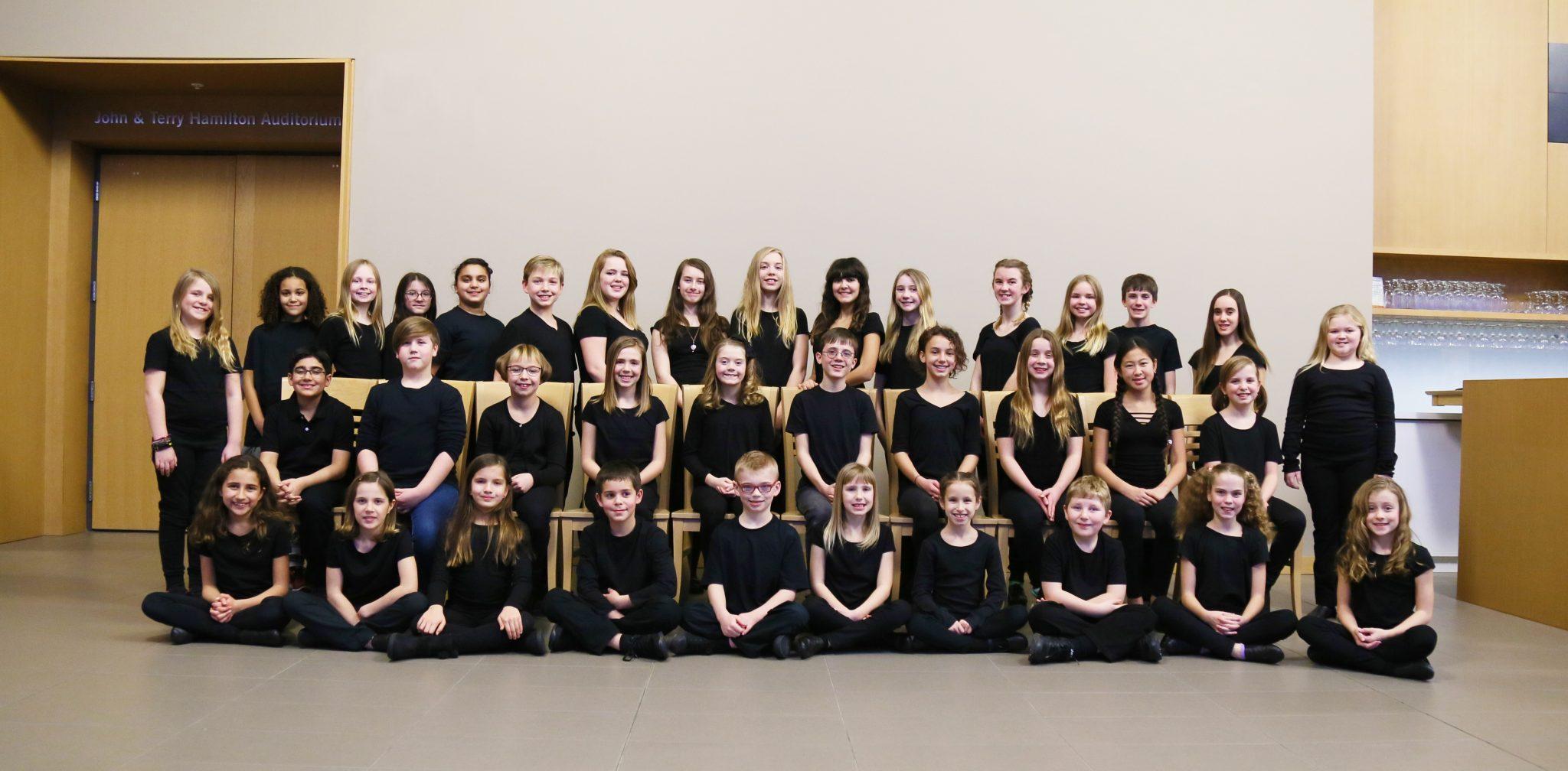 Children's Chorus announced for Technicolor musical at Dunfield Theatre Cambridge