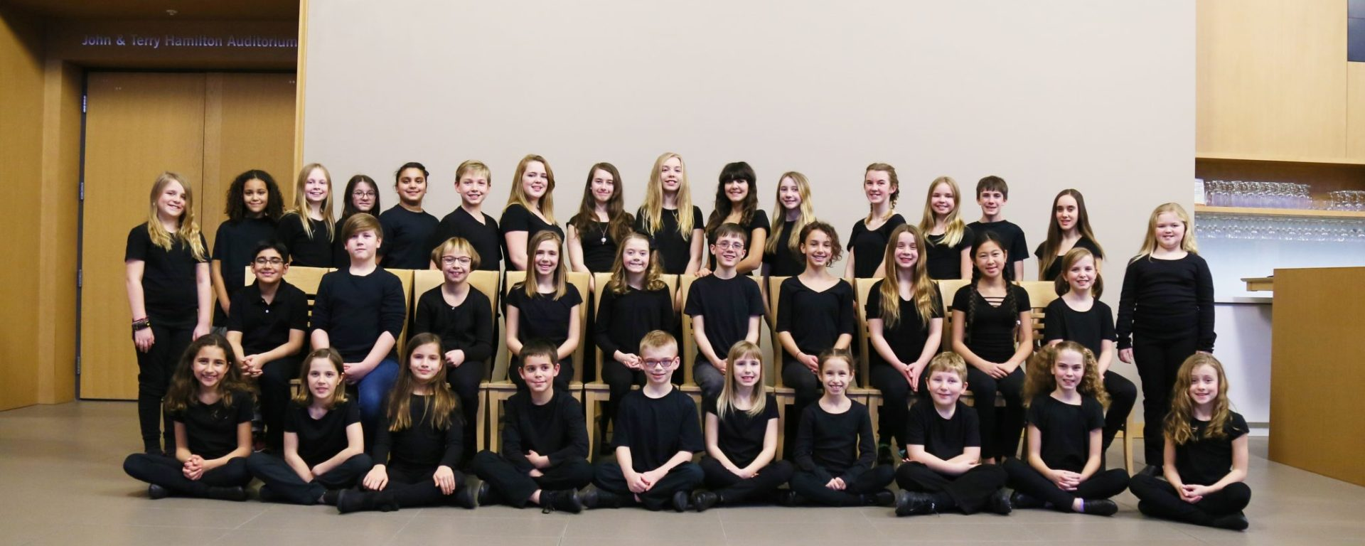 Children's Chorus announced for Technicolor musical at Dunfield Theatre Cambridge