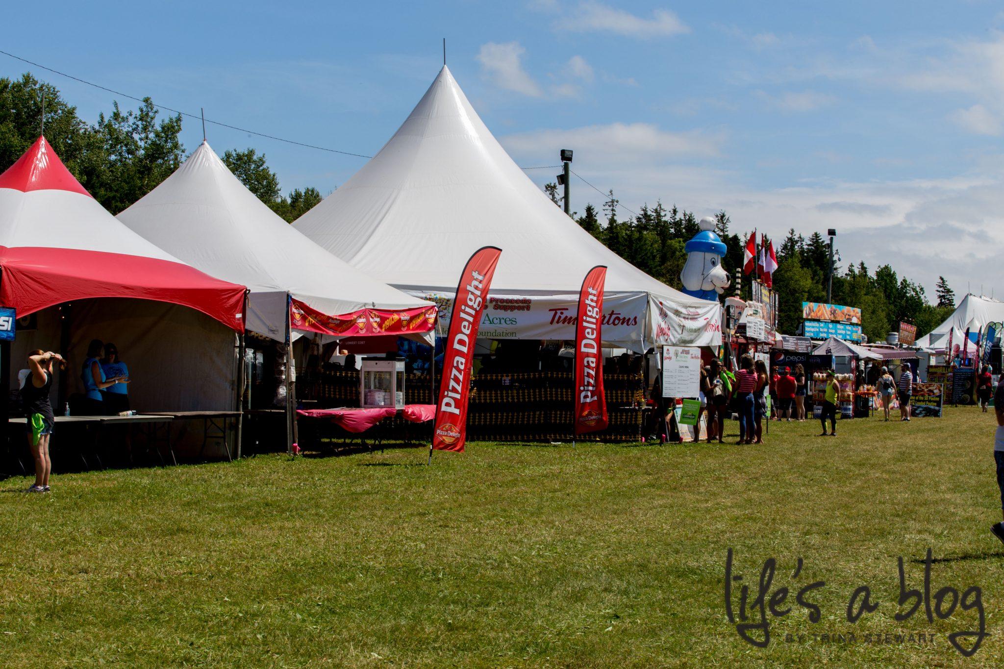 2017 Cavendish beach Music Festival PEI Tourism