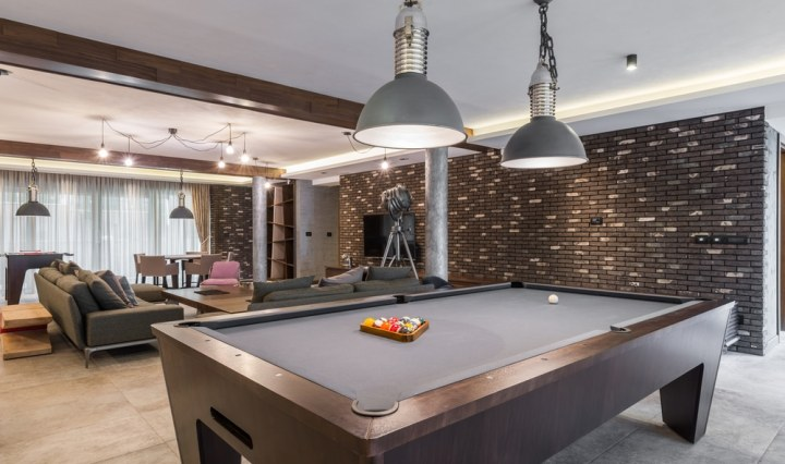 4 Elements You Want to Include in a Basement Game Room