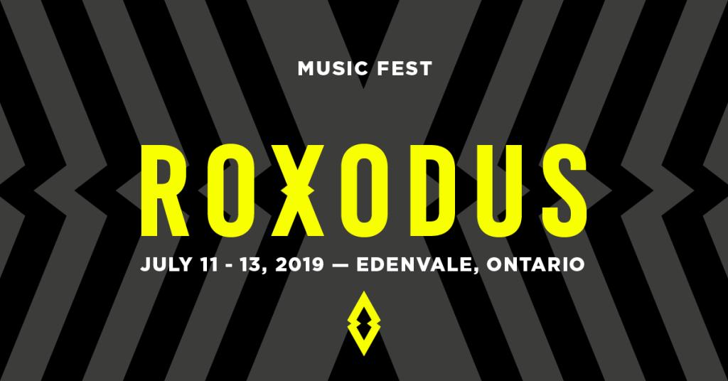 Roxodus Music Festival Ontario