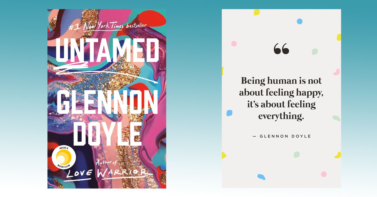 Untamed - Glennon Doyle - Book Review