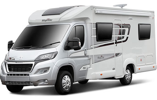 Life's an Adventure Motorhome & Campervan Hire