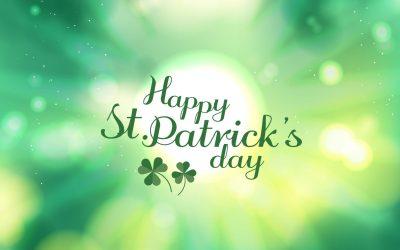 Enjoy St Patrick's Day in a Motorhome