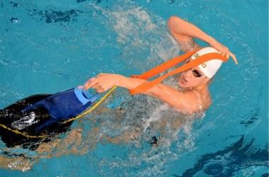 lifesaving fins