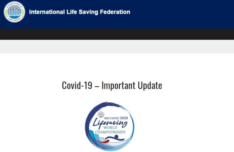 wk lifesaving afgelast