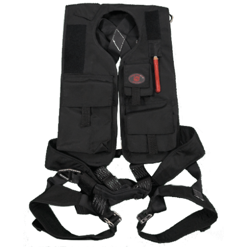 487 Trisar Surface Harness Navy