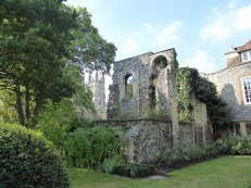 Abbey Remains