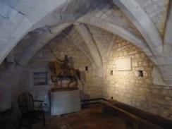 Ightham Mote - Crypt