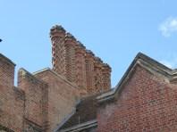 Decorative Tudor Chimneys