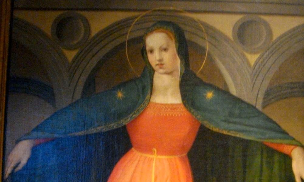 庇護の聖母