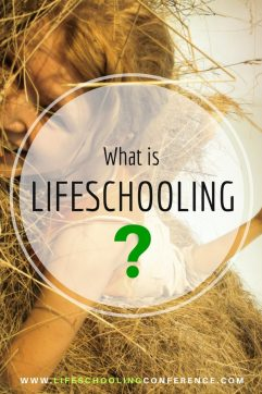 what is Lifeschooling