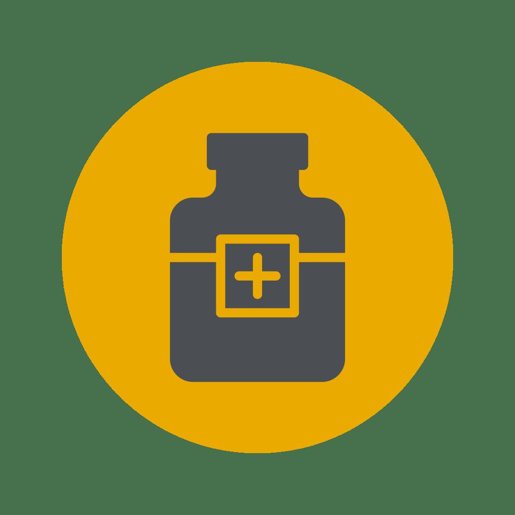 Life Science Translation Expertise Pharmaceutical Icon