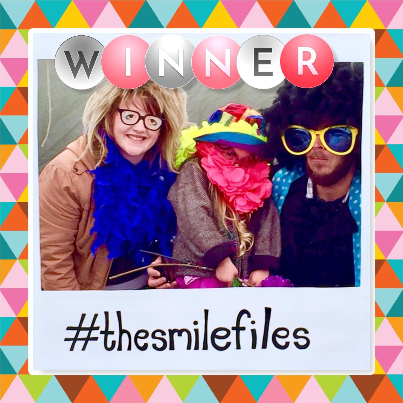 #thesmilefiles WINNER - Claire Eaton - Milford Haven
