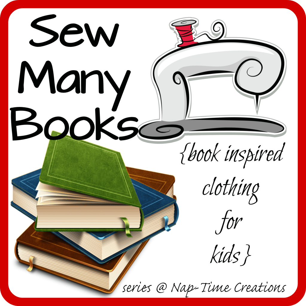 sew many books logo