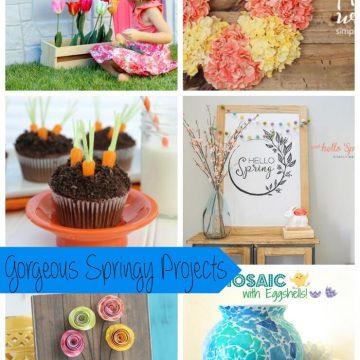 gorgeous springy ideas