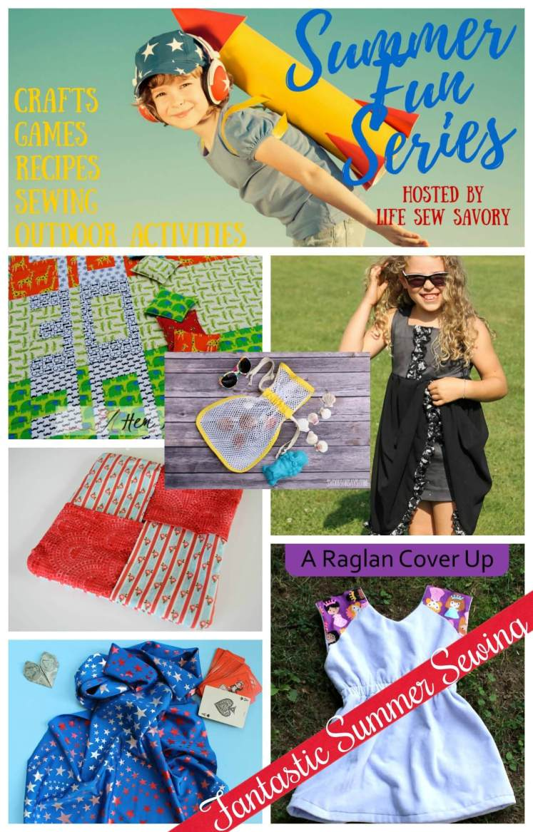 fantastic summer sewing from Life Sew Savory