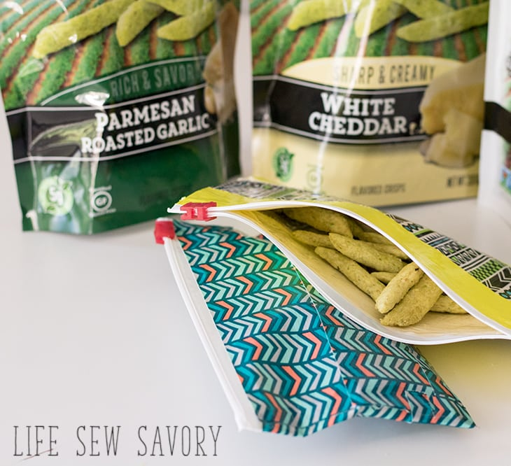 portion control bags DIY