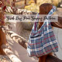 free purse sewing pattern - Wool Bag