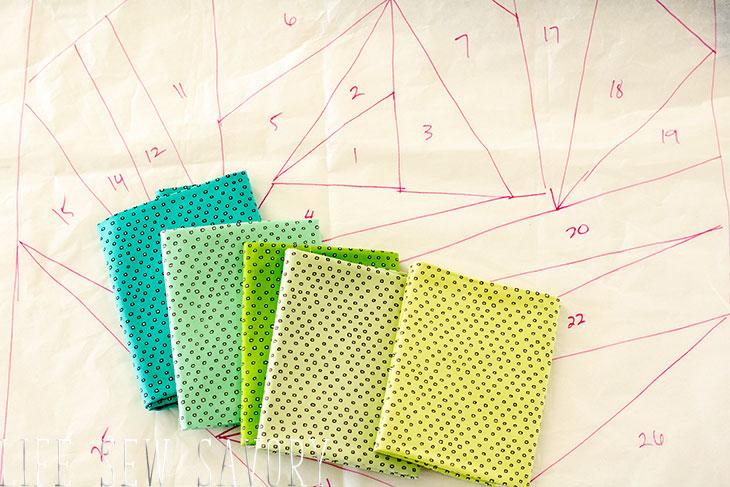 free paper pieced quilt patterns
