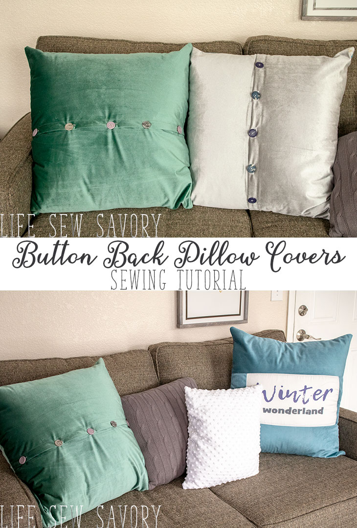 seasonal pillow fabric panels and