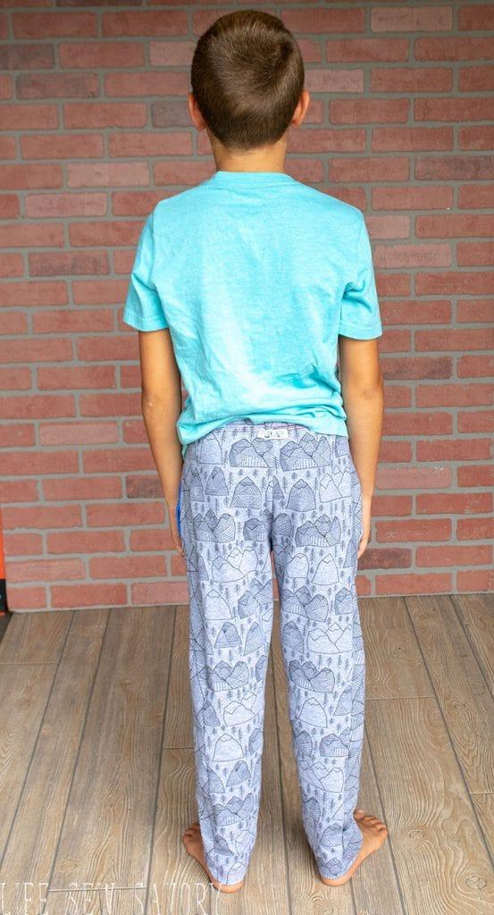 free sweats sewing pattern for kids