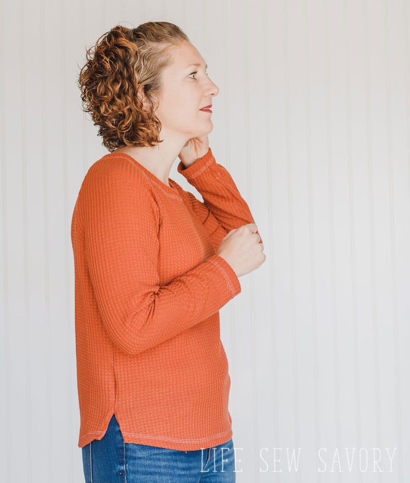 free sewing patterns for women raglan shirt