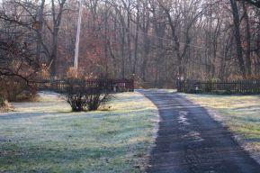 22 Nov 12 Thanksgiving Day Frosty Morning