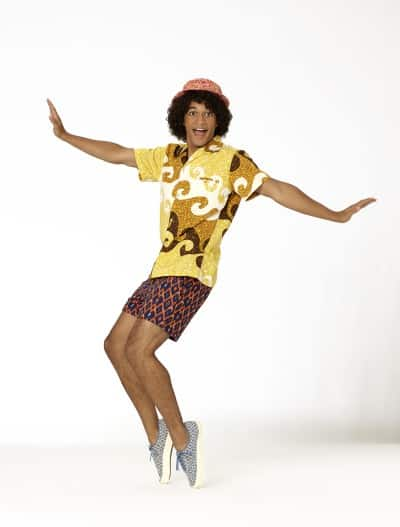 "TEEN BEACH 2 - Disney Channel's ""Teen Beach 2"" stars Jordan Fisher as Seacat. (Disney Channel/Bob D'Amico)"