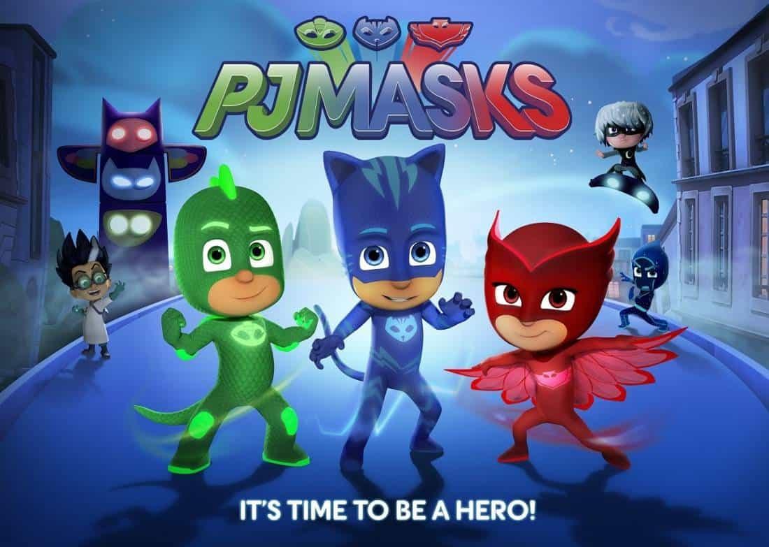 PJ Masks New Episodes And Printables PLUS A App
