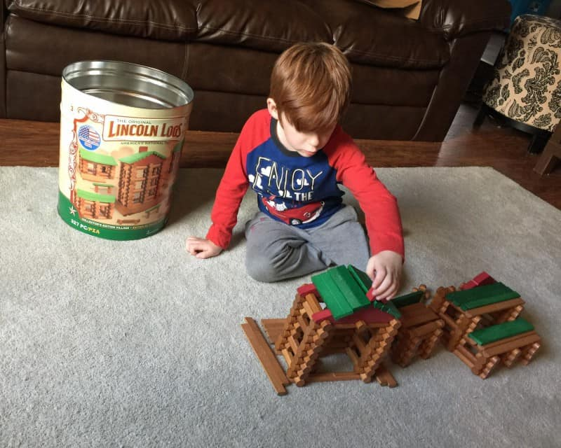 Lincoln Logs 1