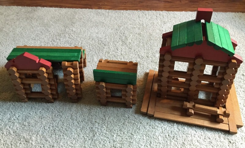 Lincoln Logs 2