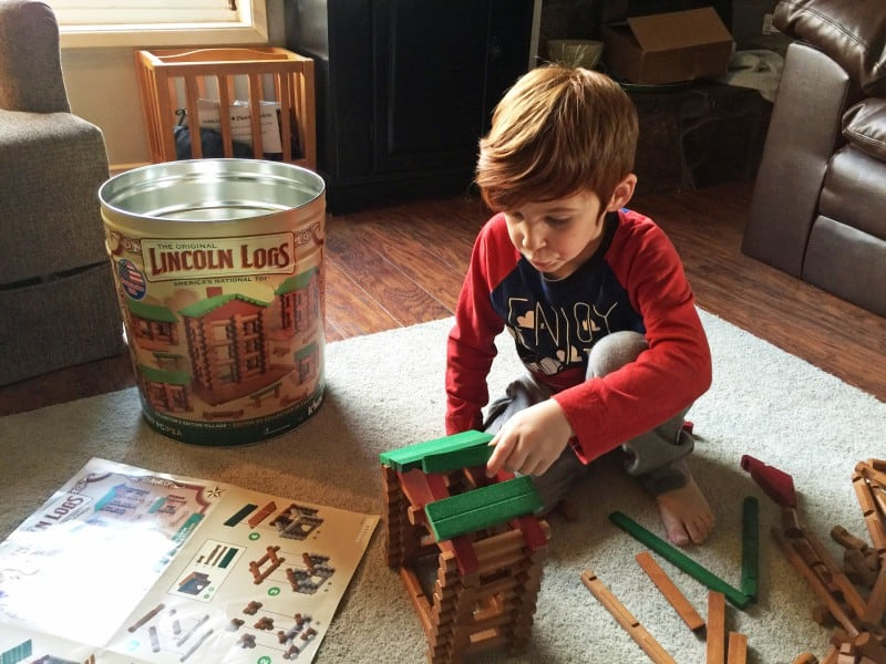 Lincoln Logs 4