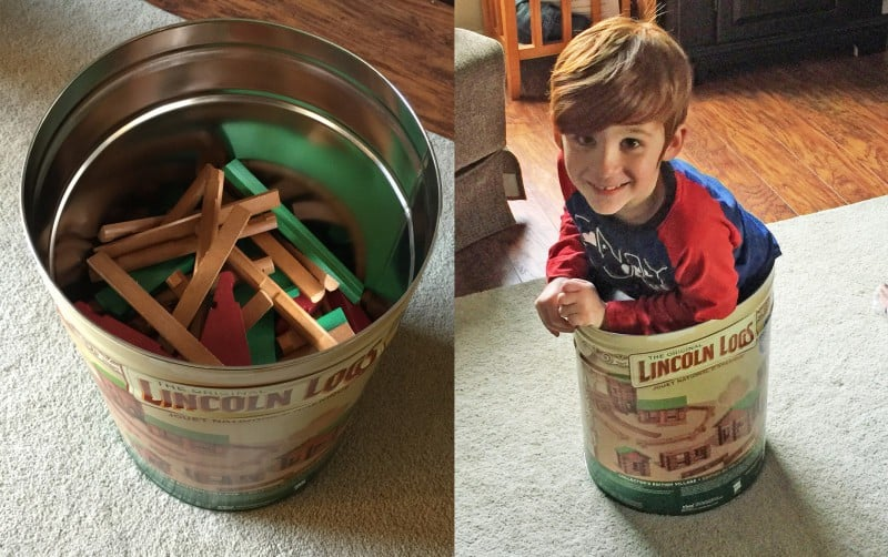 Lincoln Logs 5