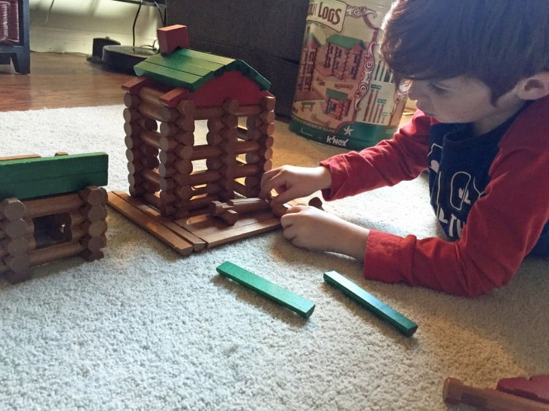 Lincoln Logs 3