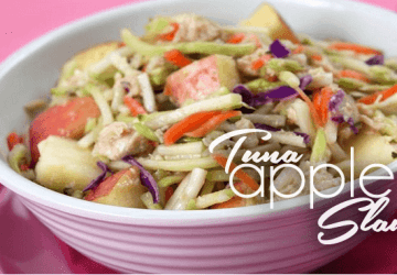 tuna-apple-slaw