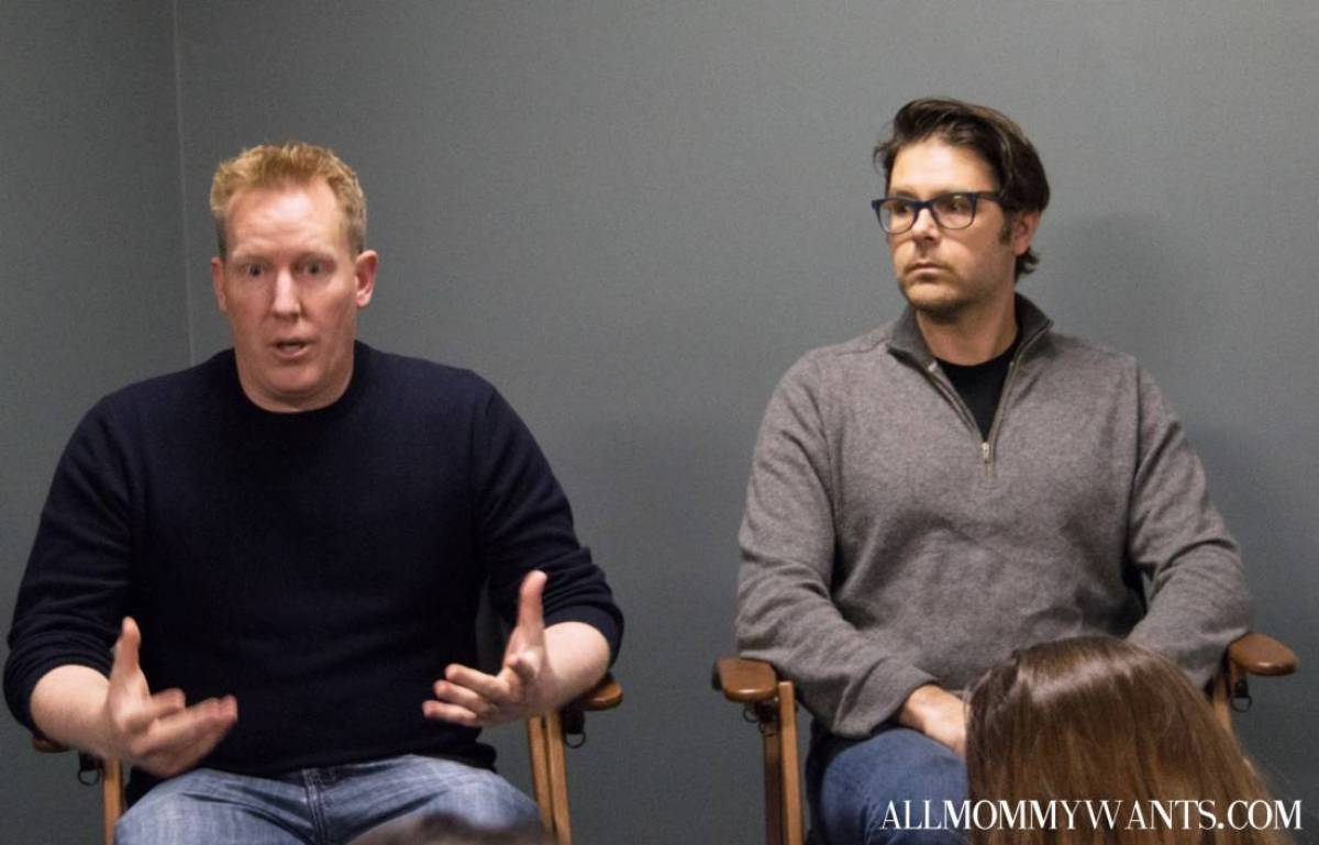 Writer and Co-Director Jared Bush and Writer Phil Johnston discuss the story of Zootopia.