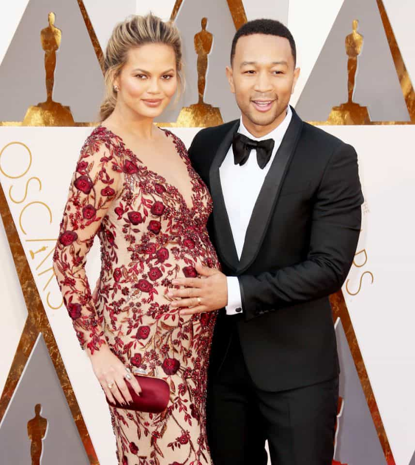 Chrissty Teigen and John Legend credit:Todd Williamson/Getty Images