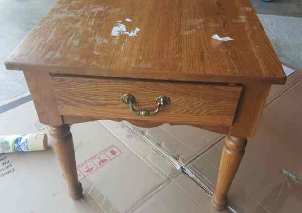 end table 7