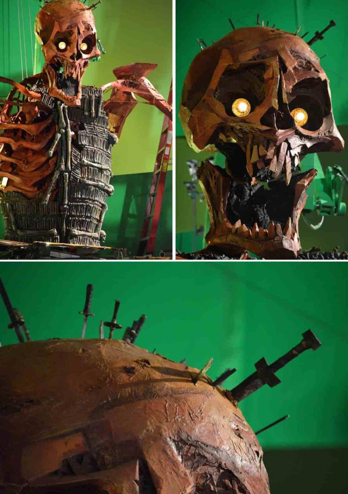 Kubo Skeleton