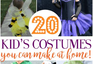 Halloween costumes DIY