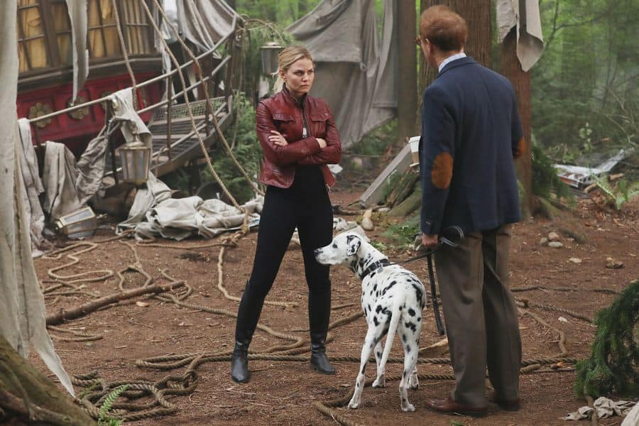 Once Upon a Time Emma and Archie