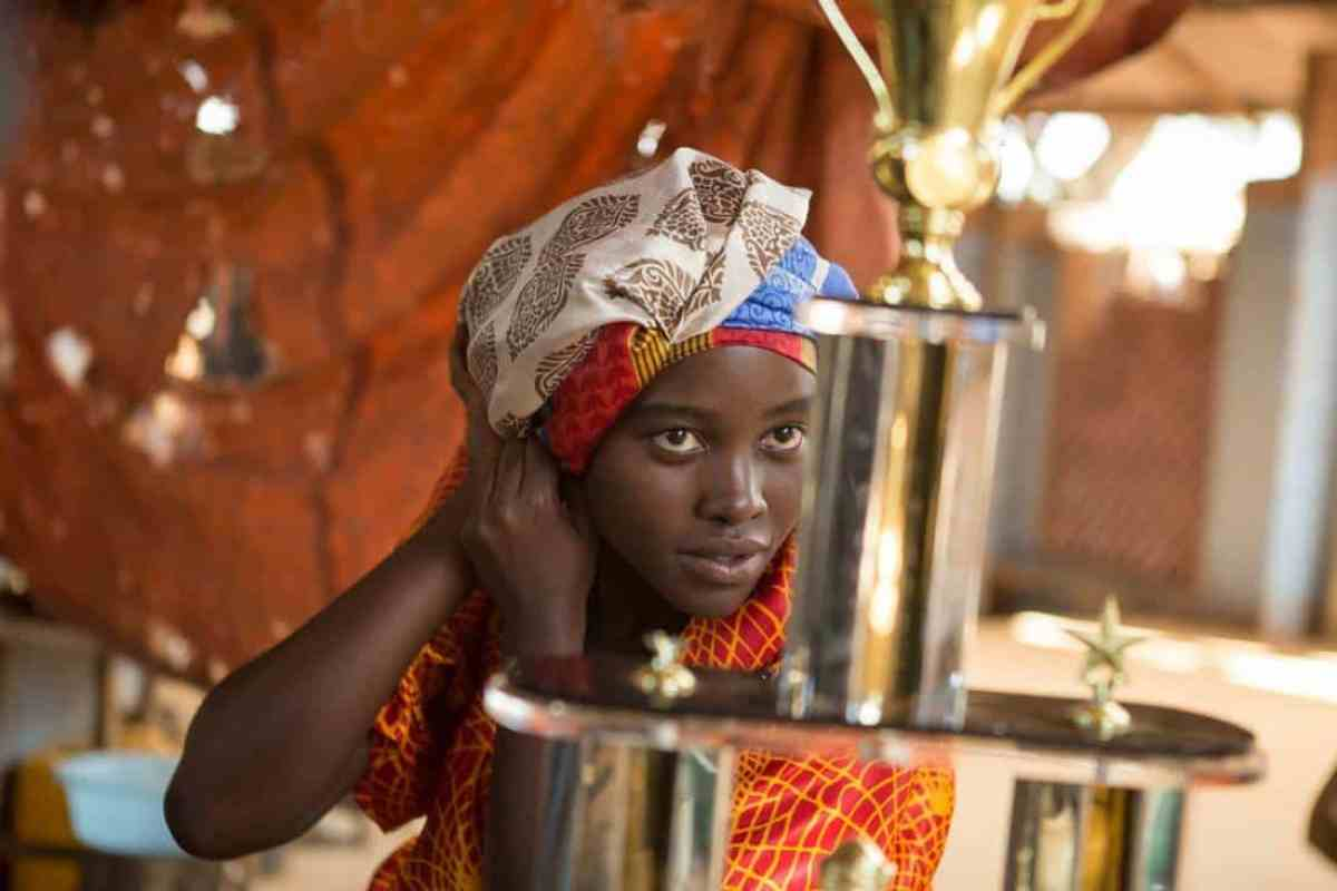 Lupita Nyong'o as Nakku Harriet