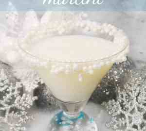 snowflake-martini