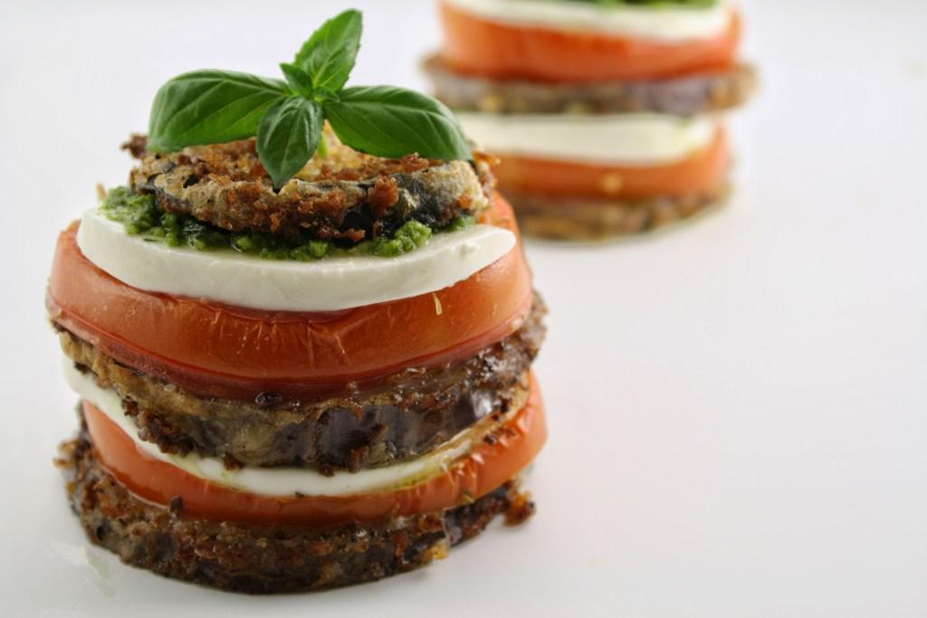 eggplant napoleon